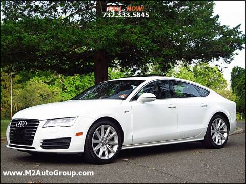2012 Audi A7 for sale at M2 Auto Group Llc. EAST BRUNSWICK in East Brunswick NJ