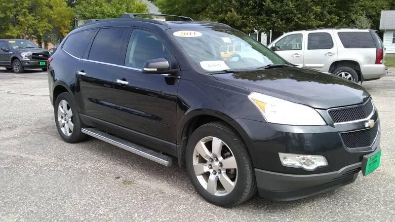 2011 Chevrolet Traverse for sale at Unzen Motors in Milbank SD