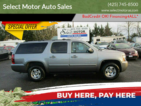 2008 Chevrolet Suburban for sale at Select Motor Auto Sales in Lynnwood WA
