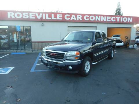 2007 GMC Sierra 1500 Classic for sale at ROSEVILLE CAR CONNECTION in Roseville CA