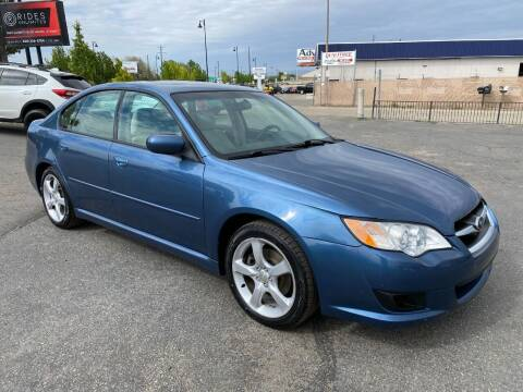 2009 Subaru Legacy for sale at Rides Unlimited in Nampa ID