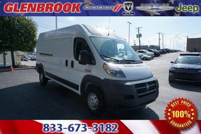 2018 RAM ProMaster Cargo for sale at Glenbrook Dodge Chrysler Jeep Ram and Fiat in Fort Wayne IN