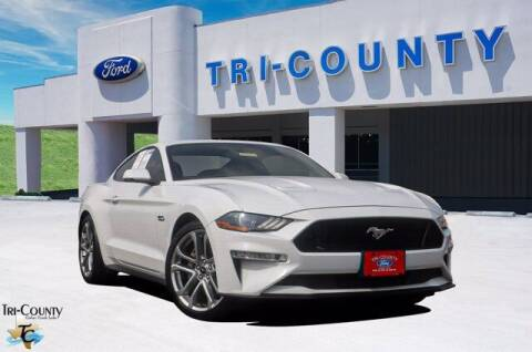 2019 Ford Mustang for sale at TRI-COUNTY FORD in Mabank TX