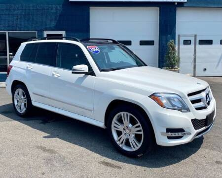 2014 Mercedes-Benz GLK for sale at Saugus Auto Mall in Saugus MA