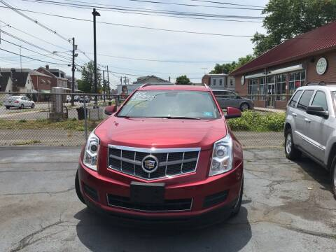 2010 Cadillac SRX for sale at Chambers Auto Sales LLC in Trenton NJ