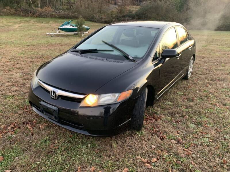 2007 Honda Civic for sale at 411 Trucks & Auto Sales Inc. in Maryville TN
