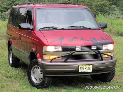 1999 Chevrolet Astro for sale at Isuzu Classic in Cream Ridge NJ