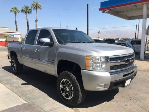2011 Chevrolet Silverado 1500 for sale at Salas Auto Group in Indio CA