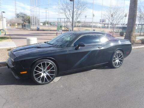 2013 Dodge Challenger for sale at J & E Auto Sales in Phoenix AZ
