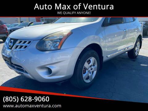 2014 Nissan Rogue Select for sale at Auto Max of Ventura - Automax 3 in Ventura CA