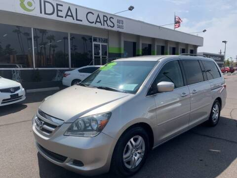 2007 Honda Odyssey for sale at Ideal Cars Atlas in Mesa AZ