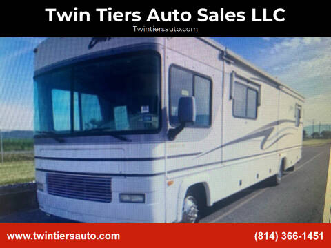 2002 Ford Motorhome Chassis