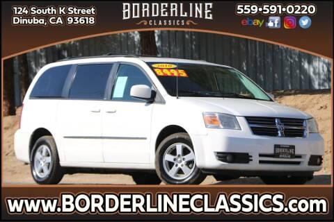 2010 Dodge Grand Caravan for sale at Borderline Classics in Dinuba CA