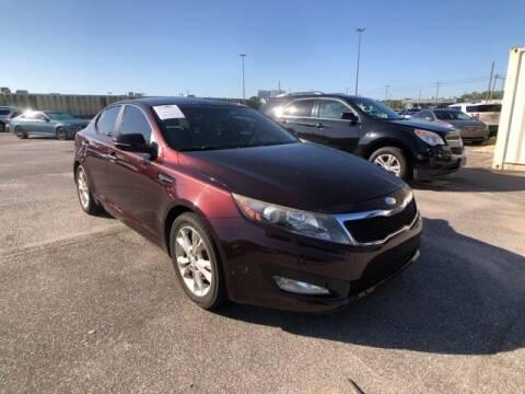 2013 Kia Optima for sale at Allen Turner Hyundai in Pensacola FL