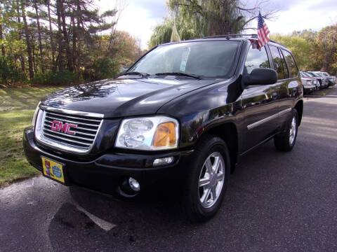 2008 GMC Envoy for sale at American Auto Sales in Forest Lake MN