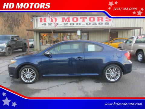 2007 Scion tC for sale at HD MOTORS in Kingsport TN