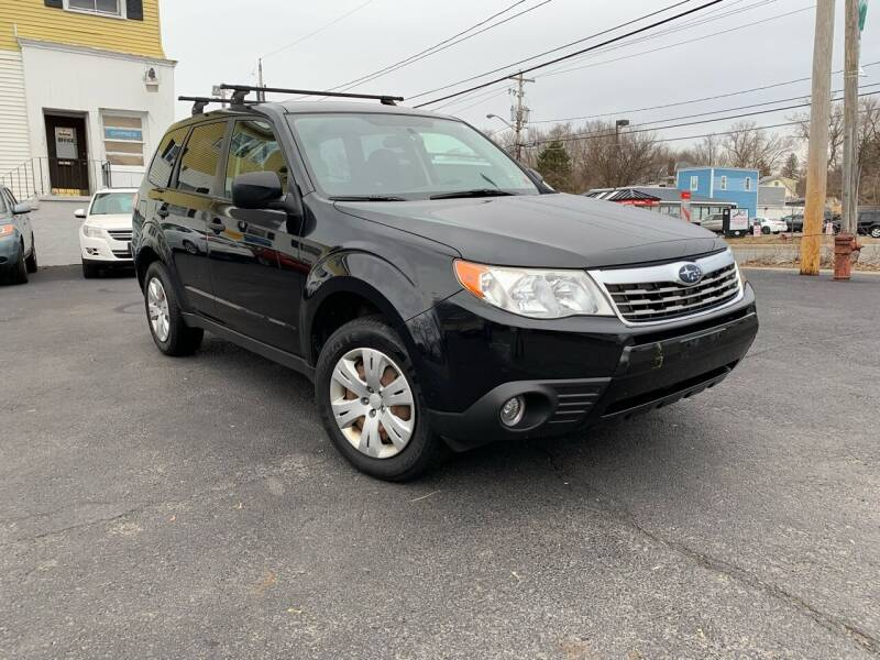 2009 Subaru Forester for sale at Pak Auto Corp in Schenectady NY