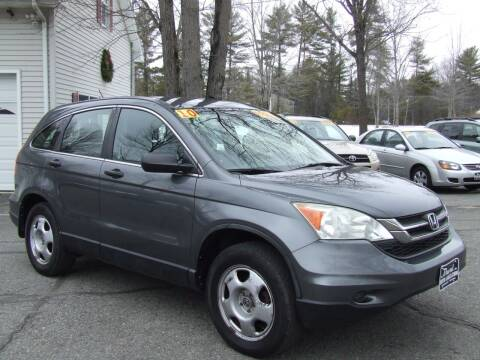 2010 Honda CR-V for sale at DUVAL AUTO SALES in Turner ME