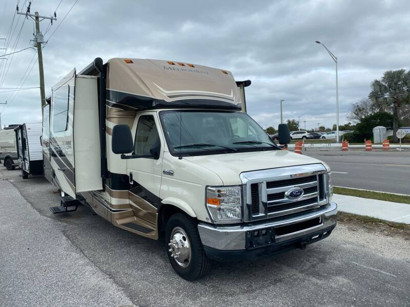 2014 Jayco Melbourne 29D for sale at Bates RV in Venice FL