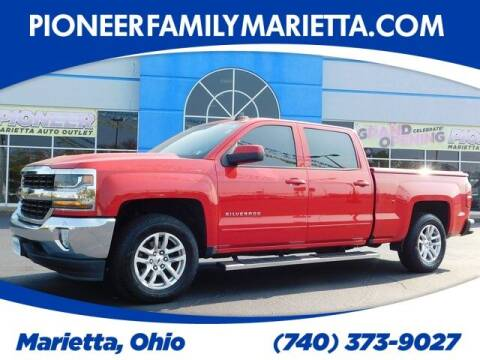 2018 Chevrolet Silverado 1500 for sale at Pioneer Family preowned autos in Williamstown WV