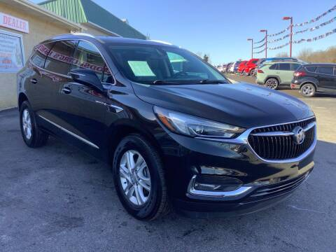 2020 Buick Enclave for sale at Auto Martt, LLC in Harrodsburg KY