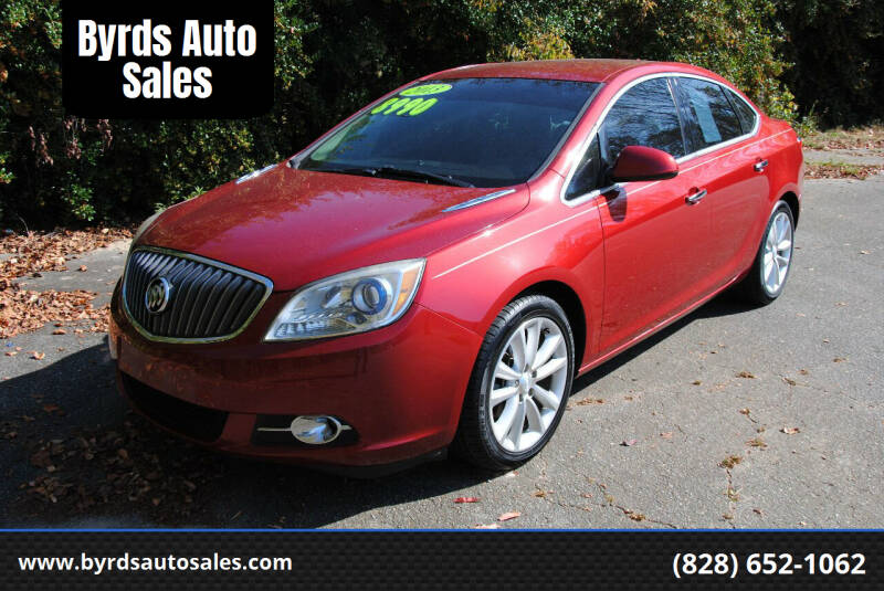 2013 Buick Verano for sale at Byrds Auto Sales in Marion NC