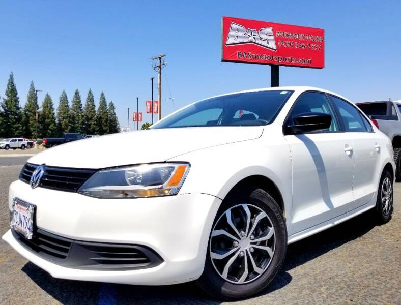 2014 Volkswagen Jetta for sale at BAS MOTORSPORTS in Clovis CA