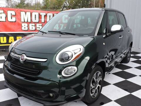 2014 FIAT 500L for sale at C & C Motor Co. in Knoxville TN
