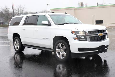 2015 Chevrolet Suburban for sale at Auto Guia in Chamblee GA