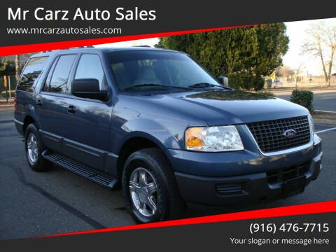 2005 Ford Expedition for sale at Mr Carz Auto Sales in Sacramento CA