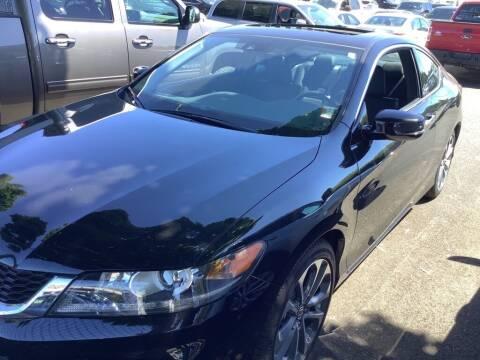 2015 Honda Accord for sale at Royal Moore Custom Finance in Hillsboro OR