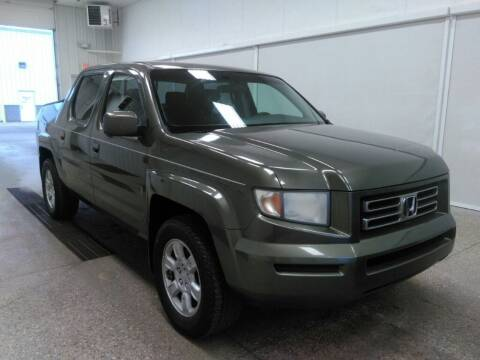 2006 Honda Ridgeline for sale at Drive Motor Sales in Ionia MI