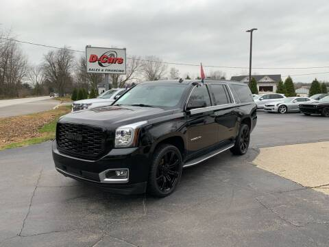 2015 GMC Yukon XL for sale at D-Cars LLC in Zeeland MI