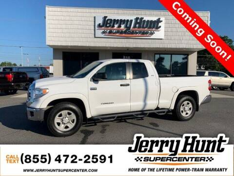 2017 Toyota Tundra for sale at Jerry Hunt Supercenter in Lexington NC