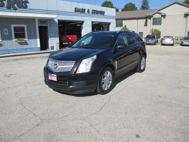 2011 Cadillac SRX for sale at Cars R Us Sales & Service llc in Fond Du Lac WI