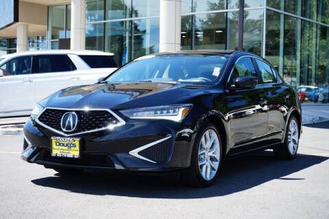 2020 Acura ILX for sale at Jeremy Sells Hyundai in Edmonds WA