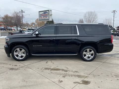2017 Chevrolet Suburban for sale at Haacke Motors in Layton UT
