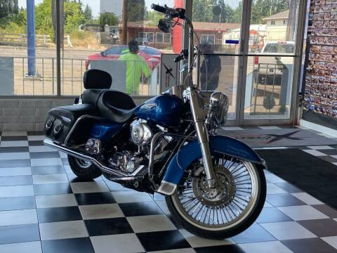 2006 Harley-Davidson Road King for sale at Xtreme Truck Sales in Woodburn OR