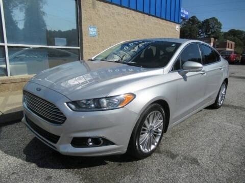 2015 Ford Fusion for sale at Southern Auto Solutions - Georgia Car Finder - Southern Auto Solutions - 1st Choice Autos in Marietta GA