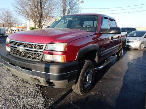 2005 Chevrolet Silverado 2500HD for sale at Arak Auto Group in Bourbonnais IL
