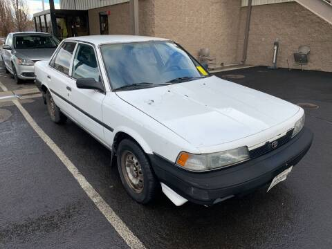 1991 Toyota Camry for sale at Auto Bike Sales in Reno NV