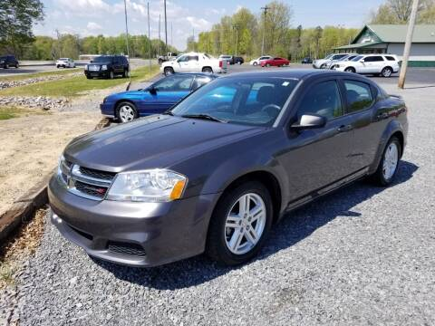 2014 Dodge Avenger for sale at Ridgeway's Auto Sales - Buy Here Pay Here in West Frankfort IL