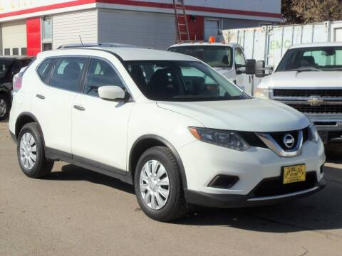 2016 Nissan Rogue for sale at Central City Auto West in Lewistown MT