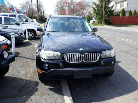2007 BMW X3 for sale at Premium Motors in Rahway NJ