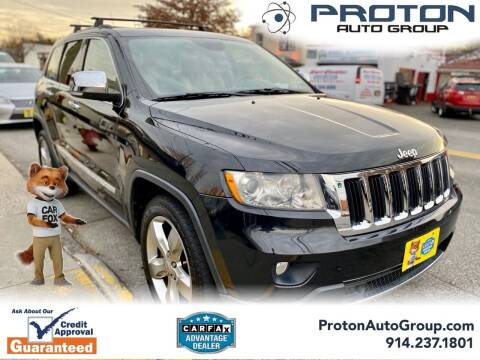 2011 Jeep Grand Cherokee for sale at Proton Auto Group in Yonkers NY