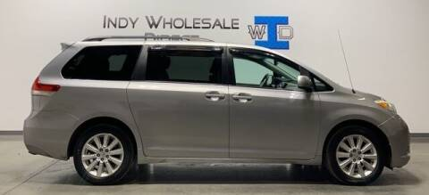 2011 Toyota Sienna for sale at Indy Wholesale Direct in Carmel IN