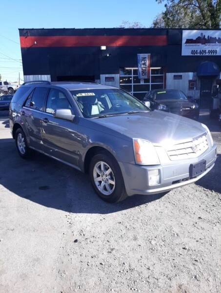 2006 Cadillac SRX for sale at Empire Automotive of Atlanta in Atlanta GA