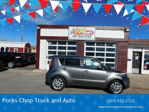 2018 Kia Soul for sale at Pork Chops Truck and Auto in Cheyenne WY