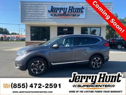2018 Honda CR-V for sale at Jerry Hunt Supercenter in Lexington NC