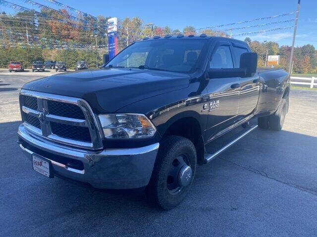 2018 RAM Ram Pickup 3500 for sale at Tim Short Auto Mall in Corbin KY